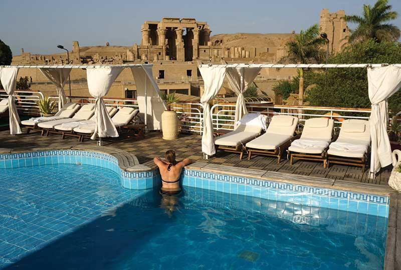 Budget Tour : Nile Cruise  Luxor / Aswan Exclude Sightseeing 5 Days