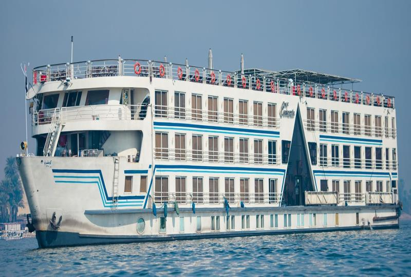 Budget Tour : Nile Cruise Luxor /Aswan/Luxor Exclude Sightseeing 8 Days